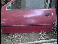 parting out a 1992 geo metro 2 door FROM GEORGIA NO