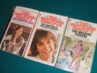 Original Partridge Family books from 1972 in great
