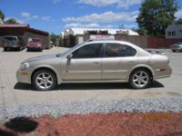 2003 Nissan Maxima Pickup is a current arrival we are