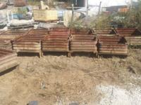 Parts Bin/Steel Containers/Yard sorters sturdy bins 10