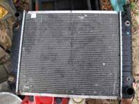 i have a radiator in great condition, used for 6 months