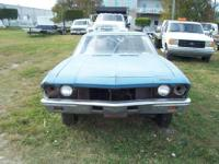 This is a 1968 Chevrolet Chevelle Malibu 4 door in