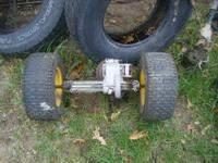 Parts from 2006 MTD Riding Mower (Lawn Bug) . Mower was