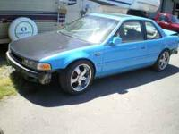 1991 honda accord parts