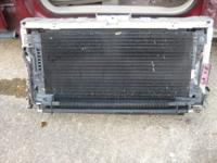Parts to 2002 Taurus wagon, which had energy glass,
