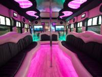 Party Bus  Great Busses Quality Sound Professional