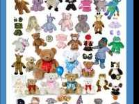 STUFF A FRIENDS DOLLS... BRAND NEW... SET OF 32 -