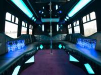 Need a party Bus? Ride a Dream Shuttle  Great Sound
