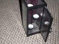 This is a PartyLite brand tea light holder. It is very