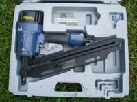 Brand new in box Paslode 900600 16GA cordless angled