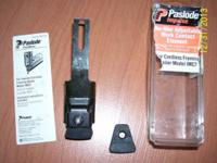 This Paslode No-Mar Adjustable Work Contact Aspect (#