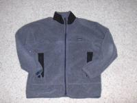patagonia High pile fuzzy fleece, very warm Inner layer