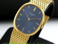 Patek Philippe Vintage 18K yellow gold Ellipse with