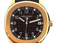 Patek Philippe 18k rose gold extra large Aquanaut,
