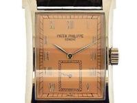 Patek Philippe 18k white gold 1997 Commemoration