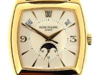 Patek Philippe 18k yellow gold Calendario Annual