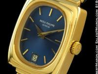 The Patek Philippe Beta 21 movement was actually the