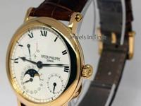 Patek Philippe 5054 18k Gold Complications Officers