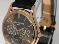 Patek Philippe 5140R Perpetual Calendar 18k Rose Gold