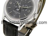 This is a Patek Philippe, 5146G Annual Calendar with