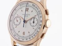 This is a Patek Philippe 530 R for sale by Its Only
