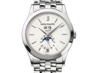 Brand new Patek Philippe Annual Calendar Moonphase,