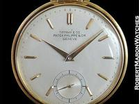 This is a Patek Philippe 600/2 POCKET WATCH for sale by