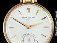 This is a Patek Philippe 600 Pocket watch for sale by