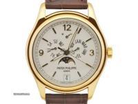 5146J-001 Patek Philippe. This watch has 39.00 mm 18K