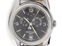 Pre-Owned Patek Philippe Annual Calendar (5146G010)
