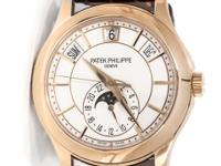 Pre-Owned Patek Philippe Annual Calendar (5205R001)