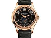 This stylish gents timepiece from Patek Philippe is