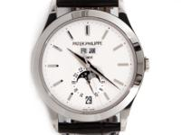 Pre-Owned Patek Philippe Annual Calendar (5396G011)