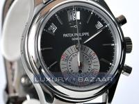 A totally new Patek Philippe chronograph: the long