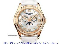 Brand new Patek Philippe Annual Calendar Moonphase