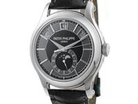 Gents new Patek Philippe Annual Calendar Moonphase in