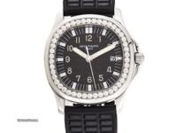Pre-Owned Patek Philippe Aquanaut Luce (5067A001)