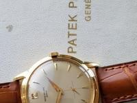 This is a Patek Philippe Calatrava for sale by Grand