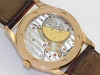 18K Rose Gold Patek Philippe Automatic Calatrava Ref
