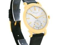 Case: 653282 18k yellow gold 34.0 mm case,