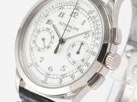 This is a Patek Philippe, Chronograph Ref. 5170G-001