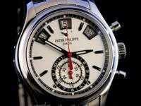 New Patek Philippe Complications 5960/1A-001. This
