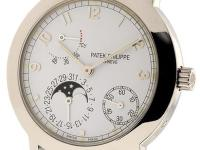 This Patek 5055G Is In Pristine Condition With No