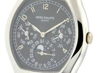 This Gorgeous Patek Philippe Perpetual Calendar Is In