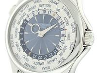 This Watch Is New Old Stock With Patek Philippe Box And
