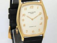 Patek Philippe For Tiffany Gondolo 3842R 18k Rose Gold