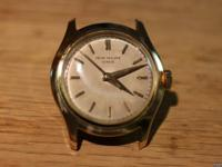This 2533 in 14k Yellow Gold Patek Philippe is an