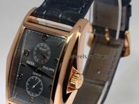 Patek Philippe Gondolo 18k Rose Gold Watch 10 Day Power