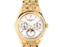Pre-Owned Patek Philippe Grand Complications Perpetual