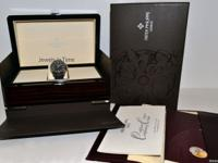 Patek Philippe Jumbo Aquanaut 5167 Steel Rubber Mens